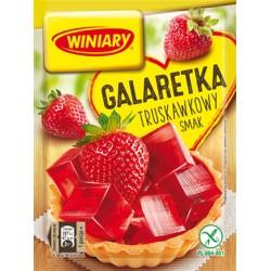 Galaretka truskawkowy smak