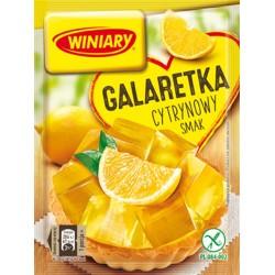 WINIARY zselés citrom íz...