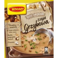 Zupa grzybowa Nasza...