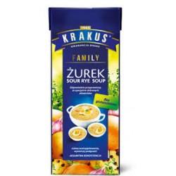 Krakus Żurek 1,5 l zupa gotowa