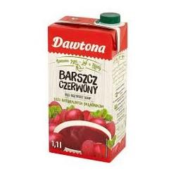 Dawtona Barszcz czerwony 1,1L