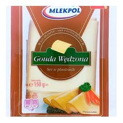 Füstölt Gouda sajtszeletek...
