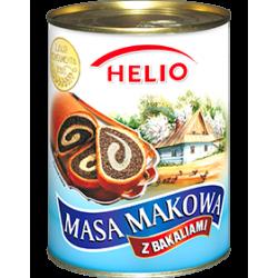 Helio Mák Massza Mazsolával...