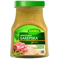 Kamis Sarepska Erős Mustár...