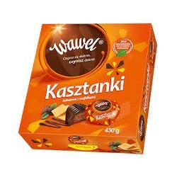Kasztanki 430g – Wawel