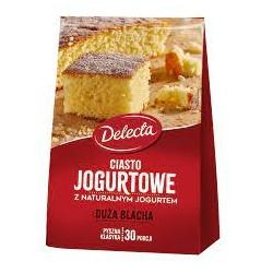 DELECTA  Joghurtos süteménypor